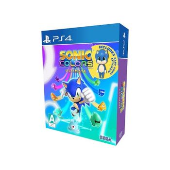 PS4 Game – Sonic Colours Ultimate