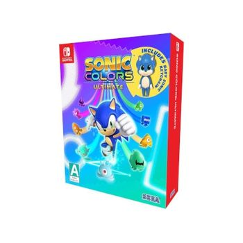 Nintendo Switch Game – Sonic Colours Ultimate