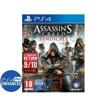 Assassin's Creed Syndicate – PS4 Game
