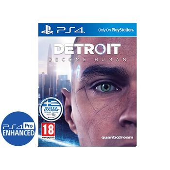 Detroit: Become Human – PS4 Game