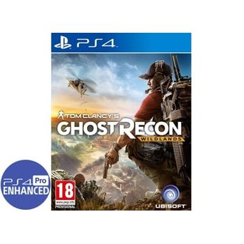 Tom Clancy's Ghost Recon: Wildlands – PS4 Game