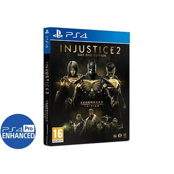Injustice 2 (Legendary Edition) – PS4 Game