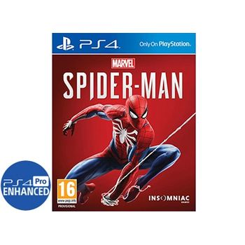 Marvel's Spider-Man – PS4 Game