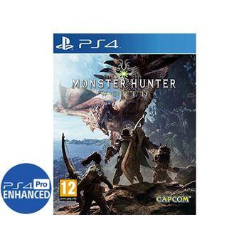 Monster Hunter World – PS4 Game