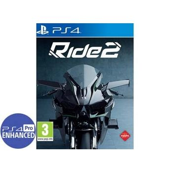 PS4 Game – Ride 2