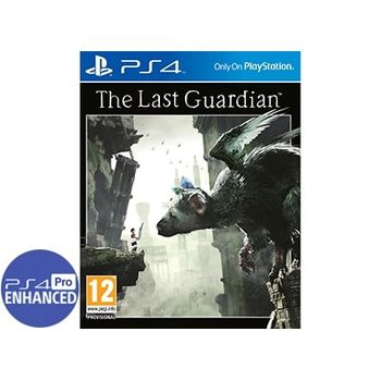 PS4 Game – The Last Guardian