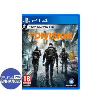 Tom Clancy's The Division – PS4 Game