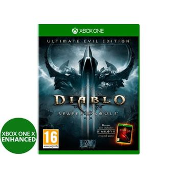 Diablo III: Ultimate Evil Edition – Xbox One Game