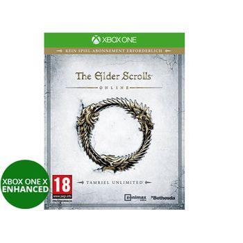 XBOX One Game – The Elder Scrolls Online Tamriel Unlimited