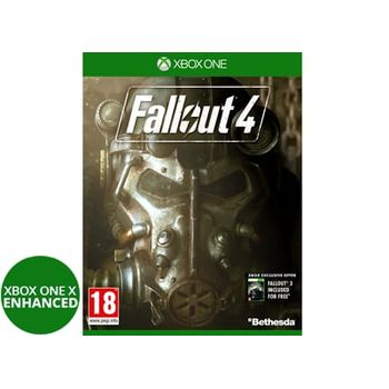 XBOX One Game – Fallout 4 & Fallout 3