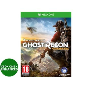 XBOX One Game – Tom Clancy's Ghost Recon Wildlands