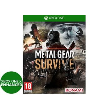Metal Gear Survive – Xbox One Game