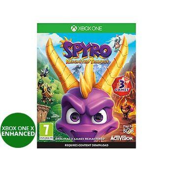 Spyro Reignited Trilogy – Xbox One Game
