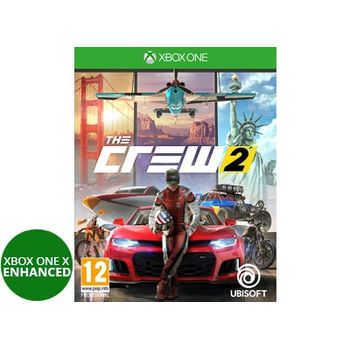 The Crew 2 – Xbox One Game