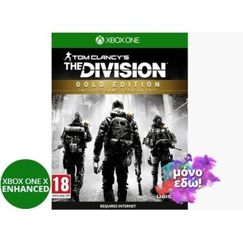 Tom Clancy's The Division Gold Edition – Xbox One Game