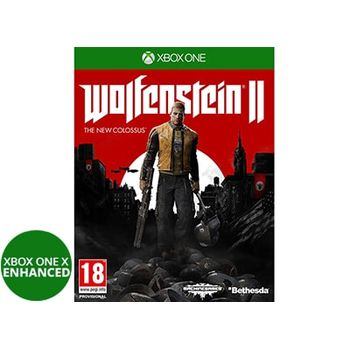 Wolfenstein 2: The New Colossus – Xbox One Game