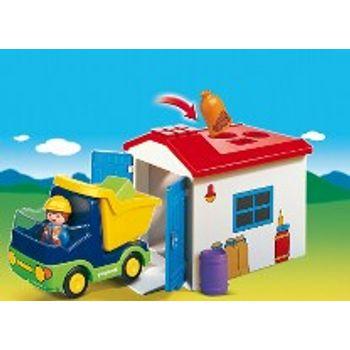 PLAYMOBIL 6759 Φορτηγό με Γκαράζ
