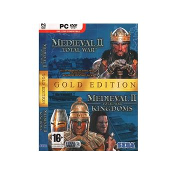 Medieval II: Total War Gold Edition – Complete Package – PC Game