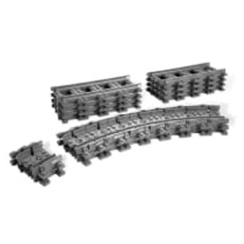 LEGO® Flexible and Straight Tracks