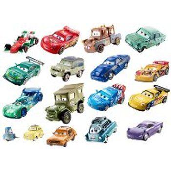 Αυτοκινητάκι Cars 2 (1 Τεμάχιο)
