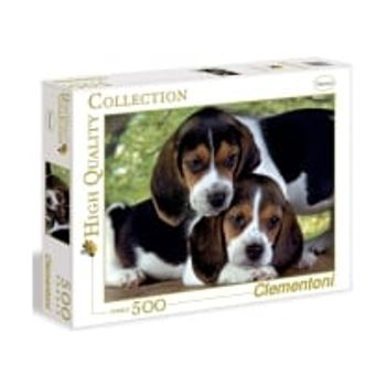 Παζλ Σκυλάκια HQ Collection (500 Κομμάτια)