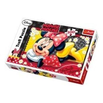 Παζλ Minnie Happy (100 Κομμάτια)