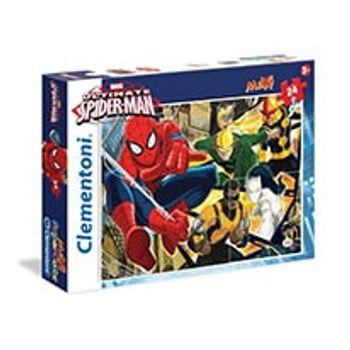 Παζλ Spiderman Born Hero Super Color Disney (60 Κομμάτια)
