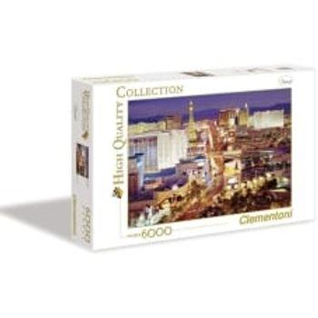 Παζλ Λας Βέγκας HQ Collection 6000 Κομμάτια