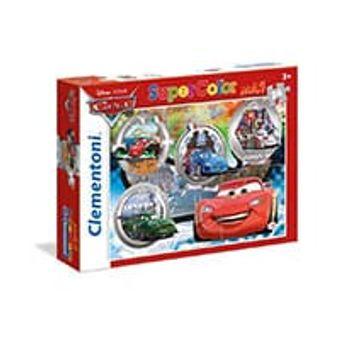 Παζλ Disney Cars World Gran Prix Super Color Disney (3×48 Κομμάτια)