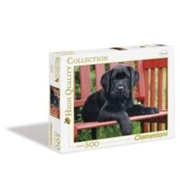 Παζλ The Black Dog HQ Collection (500 Κομμάτια)