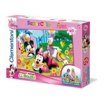 Παζλ Minnie's Friends Super Color Disney (40 Κομμάτια)