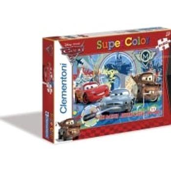 Παζλ Disney Cars 2 Super Color Disney (2×20 Κομμάτια)