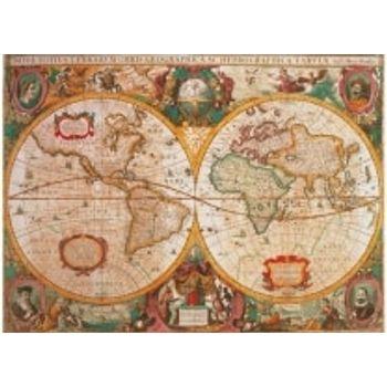 Παζλ Χάρτης-Αντίκα – High Quality Collection Clementoni – 1000 Κομμάτια