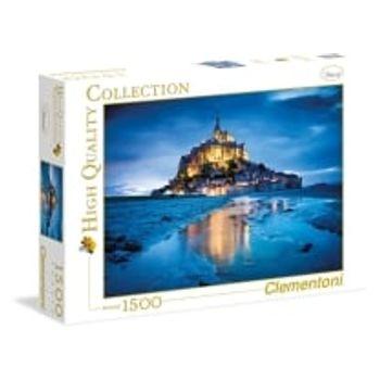 Παζλ Le Mont Saint-Michel HQ Collection (1500 Κομμάτια)
