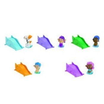 Μίνι Φιγούρα Bubble Guppies με Αξεσουάρ (1 Τεμάχιο)