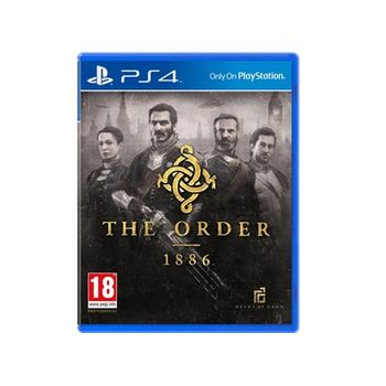 The Order: 1886 – PS4 Game