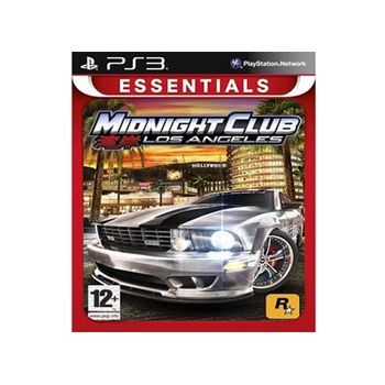 Midnight Club: L.A. Complete Edition – Essentials – PS3 Game