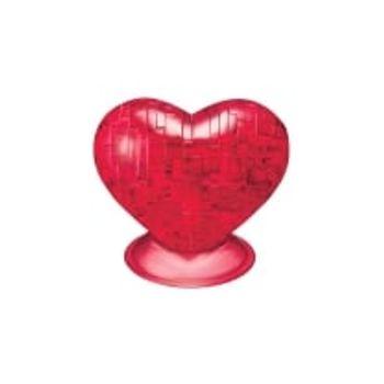 3D Παζλ Κόκκινη Καρδιά (46 Κομμάτια)