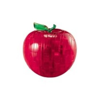 3D Παζλ Κόκκινο Μήλο (44 Κομμάτια)
