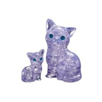 3D Παζλ Cat in Paw UV (49 Κομμάτια)