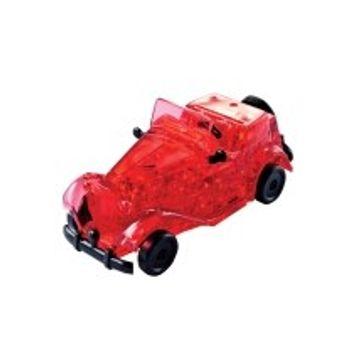 3D Παζλ Κόκκινο Αυτοκίνητο (53 Κομμάτια)