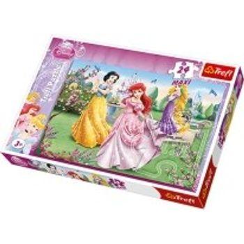 Παζλ Disney Princess By the Fountain (24 Maxi Κομμάτια)