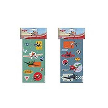 Αυτοκόλλητα GIM 2D Funny Disney Planes – 2 Σχέδια – 1 Τεμάχιο
