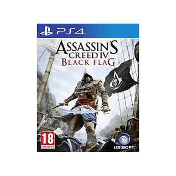 PS4 Game – Assassin's Creed IV: Black Flag