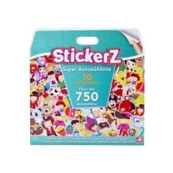 Αυτοκόλλητα Stickerz Συλλογή Unisex