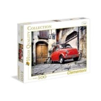 Παζλ FIAT 500 HQ Collection (500 Κομμάτια)
