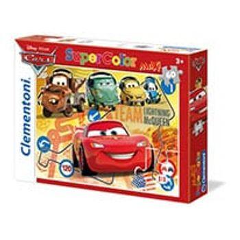 Παζλ Disney Cars Pit Crew Super Color Disney (60 Maxi Κομμάτια)