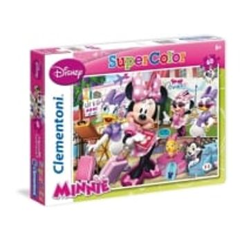 Παζλ Minnie Super Color Disney (60 Κομμάτια)
