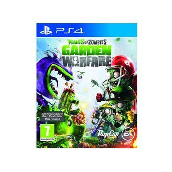 PS4 Game – Plants vs. Zombies: Garden Warfare
