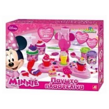 Παγωτοπλαστελίνη Minnie Mouse